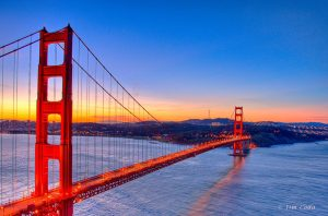 WOW - THE GOLDEN GATE BRIDGE LIKE YOU HAVE NEVER SEEN IT BEFORE