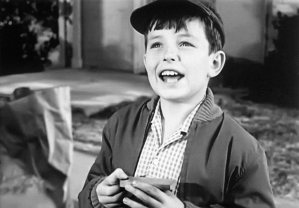 Jerry Mathers in Leave it to Beaver, Child stars (Everett Collec